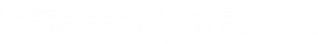 Georgia Tech School of Chemical & Biomolecular Engineering