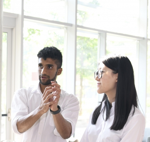 Ziyi Gao and Vedant Pradeep