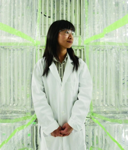 <p>Sally Ng, an award-winning faculty member in the School of Chemical and Biomolecular Engineering at Georgia Tech.</p>