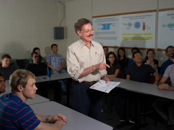 <p>School of Chemical and Biomolecular Engineering Professor William J. Koros has been named a fellow of The National Academy of Inventors (NAI).</p>
