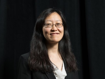 <p>Hang Lu, Love Family Professor in the School of Chemical and Biomoluecular Engineering</p>